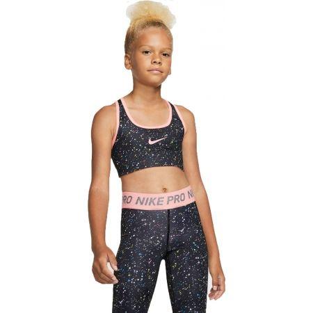 Спортно бюстие за момичета - Nike NP BRA CLASSIC REV AOP G - 2
