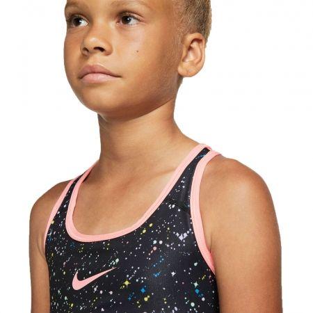 Спортно бюстие за момичета - Nike NP BRA CLASSIC REV AOP G - 5
