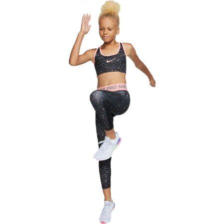 Спортно бюстие за момичета - Nike NP BRA CLASSIC REV AOP G - 6