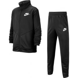 Nike NSW CORE TRK STE PLY FUTURA B - Chlapecká sportovní souprava
