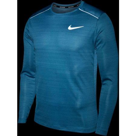 Pánske bežecké tričko - Nike DRY MILER TOP LS M - 3