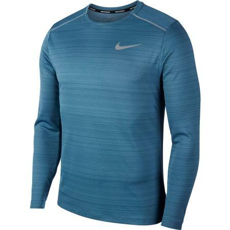 Мъжка блуза за бягане - Nike DRY MILER TOP LS M - 1