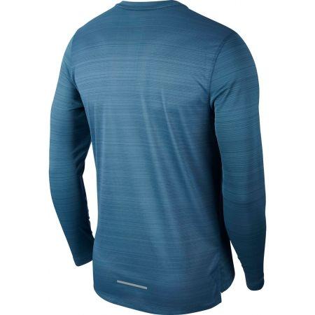 Pánske bežecké tričko - Nike DRY MILER TOP LS M - 2