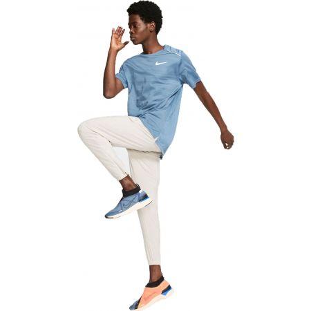 Мъжка блуза за бягане - Nike DRY MILER TOP SS M - 5