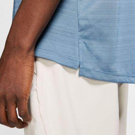 Мъжка блуза за бягане - Nike DRY MILER TOP SS M - 4