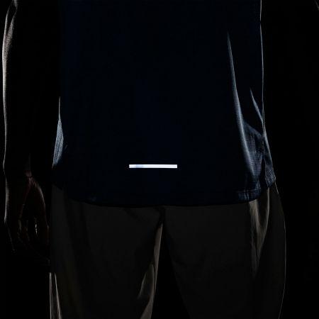 Мъжка блуза за бягане - Nike DRY MILER TOP SS M - 7