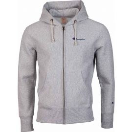 Champion HOODED FULL ZIP SWE - Мъжки суитшърт