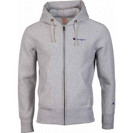 Champion HOODED FULL ZIP SWE - Bluza męska