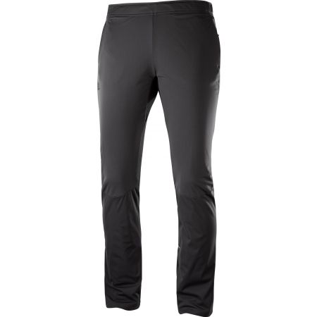 Salomon AGILE WARM PANT W - Dámské běžecké kalhoty