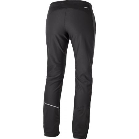 Dámské běžecké kalhoty - Salomon AGILE WARM PANT W - 3