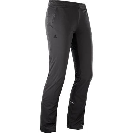 Dámské běžecké kalhoty - Salomon AGILE WARM PANT W - 2