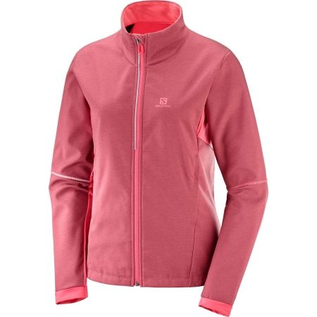 Salomon AGILE SOFTSHELL JKT W - Дамско яке