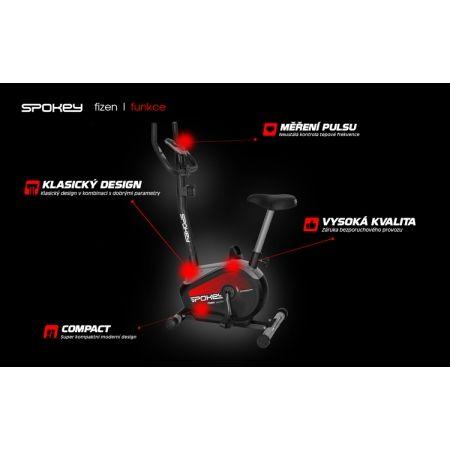 Magnetický rotoped - Spokey FIZEN - 6