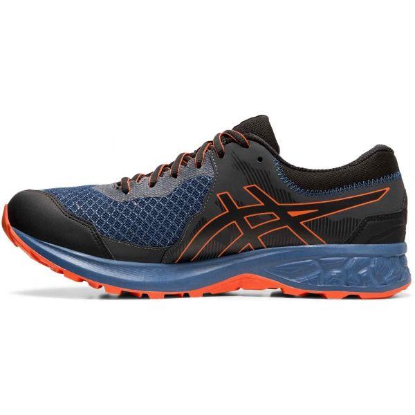 Asics GEL-SONOMA 4 GTX modrá 10 - Pánská trailová obuv