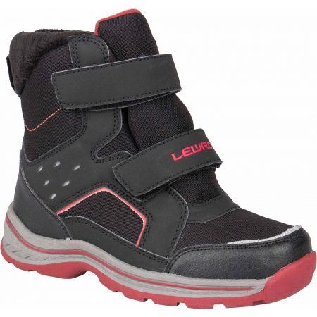 Detská zimná obuv - Lewro CRONUS - 1