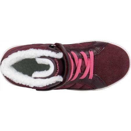 Detská zimná obuv - Lewro CUBIQ II - 4