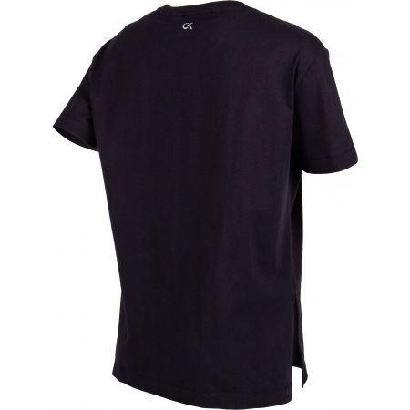 Dámske tričko - Calvin Klein LOGO SHORT SLEEVE TEE - 3