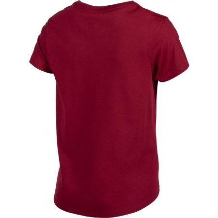 Dámske tričko - Tommy Hilfiger TEE LOGO CO/EA - 4