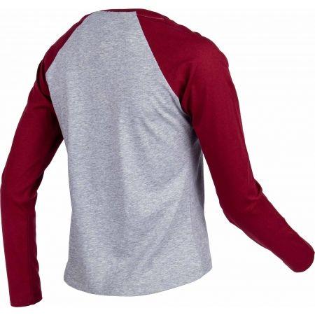 Dámske tričko s dlhým rukávom - Tommy Hilfiger LS TEE SLOGAN - 3