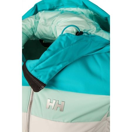 Dámska lyžiarska bunda - Helly Hansen IMPERIAL PUFFY JACKET W - 5