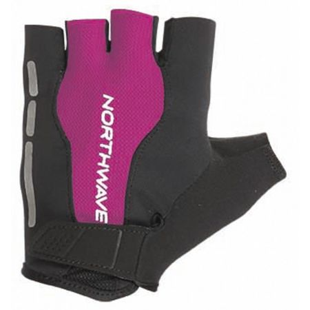 Cyklistické rukavice - Northwave FLASH SHORT GLOVES - 1
