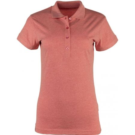 ALPINE PRO ZENDAYA - Дамска поло тениска
