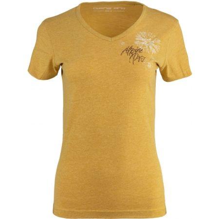 ALPINE PRO MARWA - Koszulka damska