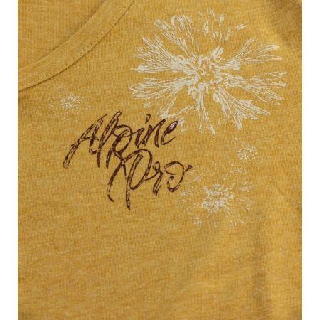 Tricou de damă - ALPINE PRO MARWA - 3