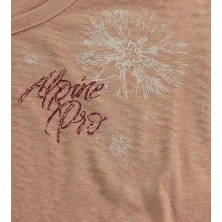 Dámske tričko - ALPINE PRO MARWA - 3