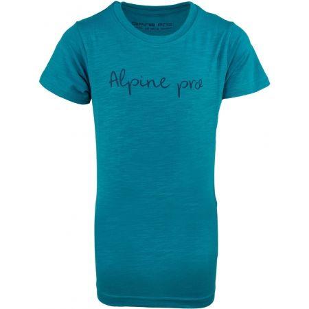 Koszulka dziecięca - ALPINE PRO SANTOSO - 1