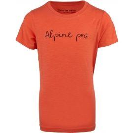 ALPINE PRO SANTOSO - Detské tričko