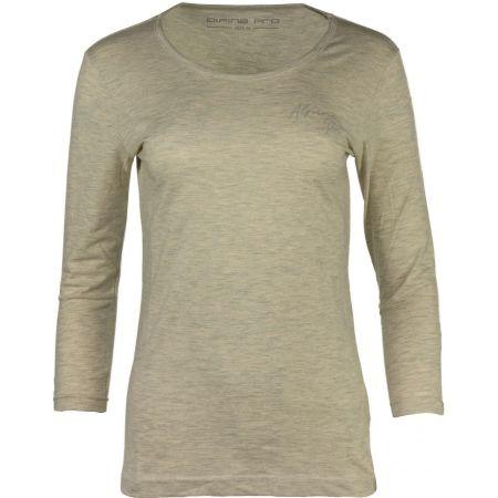 ALPINE PRO SAMIRA - Dámske tričko