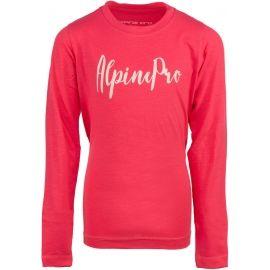 ALPINE PRO CAMRO - Tricou pentru copii