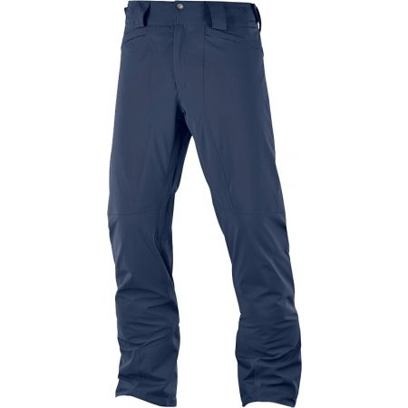 Men's ski trousers - Salomon ICEMANIA PANT M