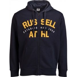 Russell Athletic HOODY SWEATSHIRT ESTABILISHED 1902 - Мъжки суитшърт