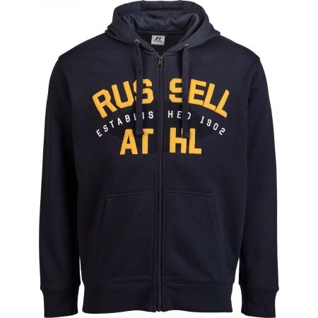 Russell Athletic HOODY SWEATSHIRT ESTABILISHED 1902 - Pánska mikina