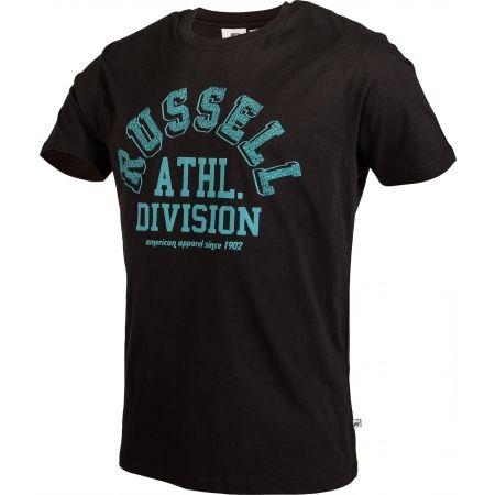 Pánske tričko - Russell Athletic ATHL.DIVISION S/S CREWNECK TEE SHIRT - 2