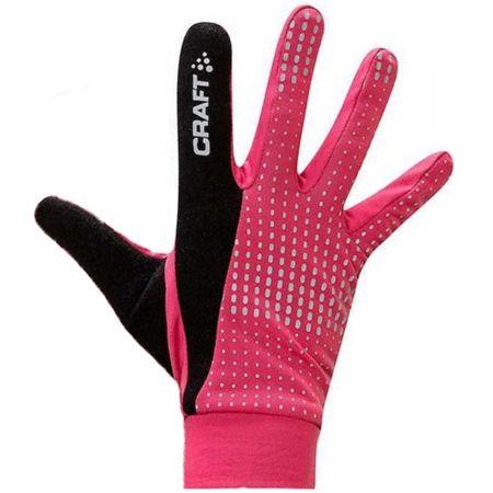 Функционални  ръкавици от полар - Craft BRILLIANT - 1