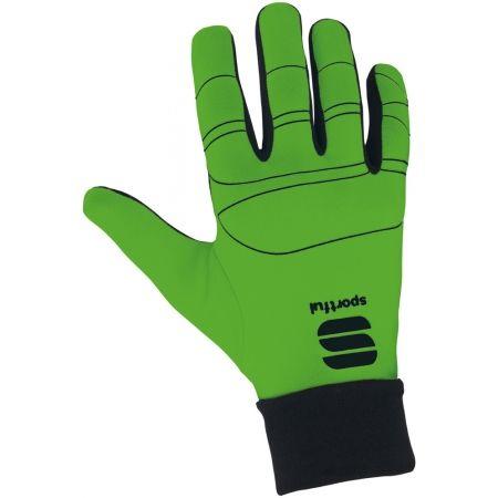 Pánské rukavice - Sportful LYCRA RACE GLOVE - 1