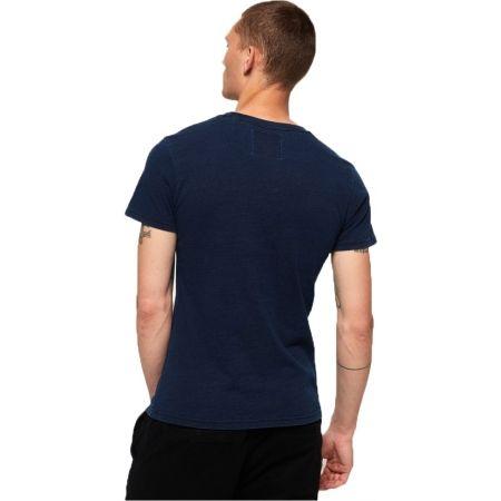 Pánske tričko - Superdry DENIM GOODS CO TEE - 3