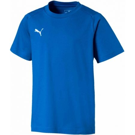 Puma LIGA CASUALS TEE JR - Тениска за момчета