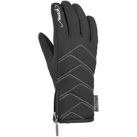 Reusch LOREDANA TOUCH-TEC - Dámske lyžiarske rukavice