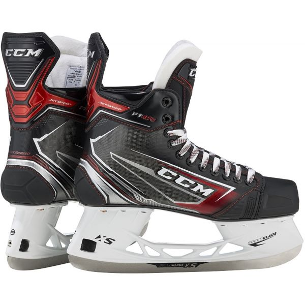 CCM JETSPEED FT470 SR EE - Hokejové korčule