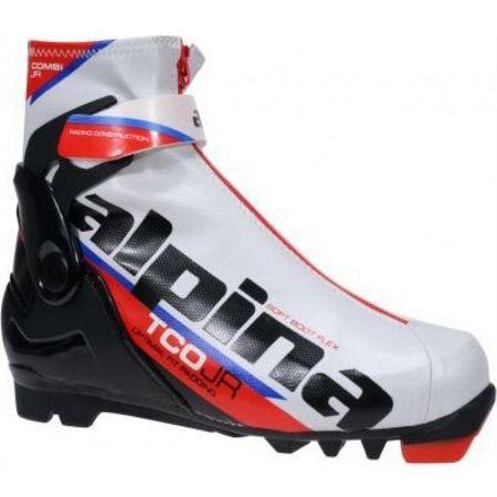 Alpina T COMBI JR - Детски обувки за ски бягане в комбиниран стил