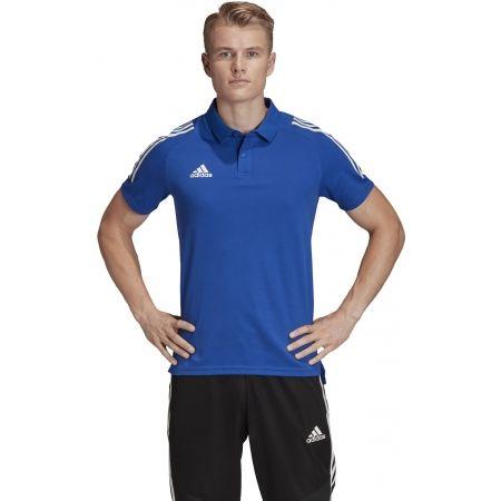 Pánské polo tričko - adidas CON20 POLO - 4