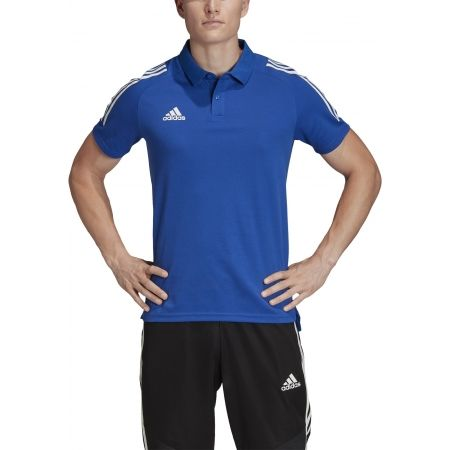 Pánské polo tričko - adidas CON20 POLO - 3
