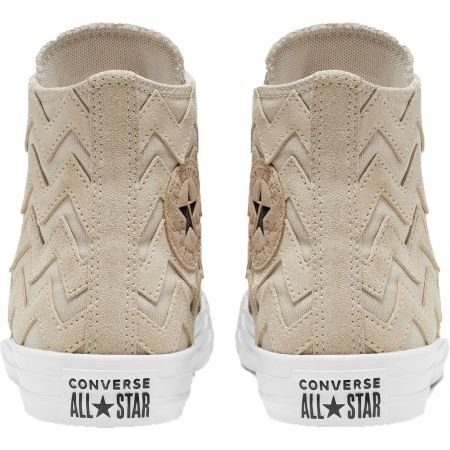Dámska členková obuv - Converse CHUCK TAYLOR ALL STAR VLTG SUEDE OVERLAY - 5