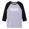 Pánske tričko s 3/4 rukávom - Vans MN VANS CLASSIC RAGLAN ATHLETIC - 1