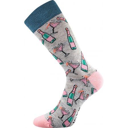 Dámske ponožky - Voxx S-BOX dámska 3pack - 4
