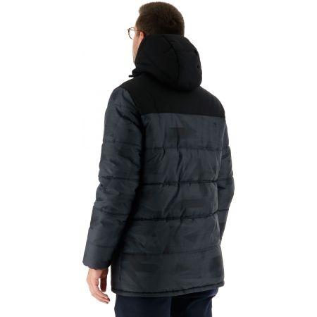 Pánska zimná bunda - Lotto JACKET CERVINO PAD HD PRT 2 PL - 6